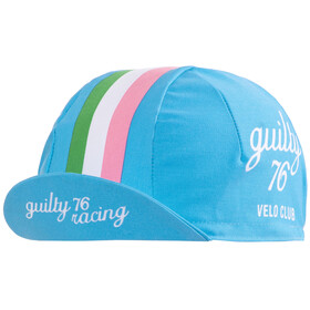 guilty 76 racing Velo Club Race Headwear blue